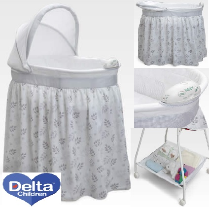 25022-260-delta-sweet-beginnings-branching-out-gliding-bassinet-right