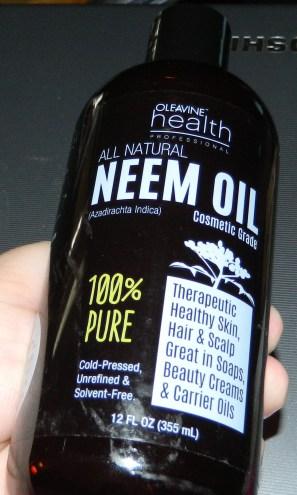 Oleavine: Neem Oil