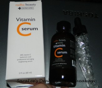 Radha Beauty: Vitamin C Serum