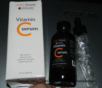 Radha Beauty: Vitamin C Serum