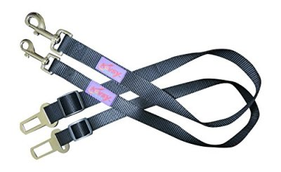 Kavsy Pet Car Adjustable Seat Belt