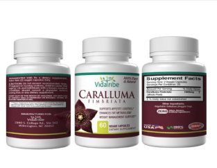 Caralluma Fimbriata Weight Loss 60 capsules