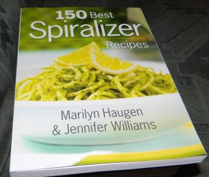 150 Best Spiralizer Recipes Paperback