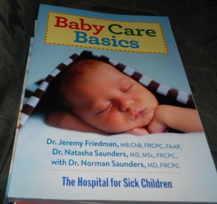 Baby Care Basics Paperback