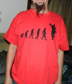 Iron Man Evolution Men's T-Shirt