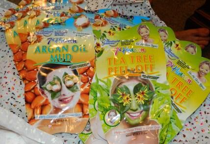 7th Heaven Argan Oil Mud Mask