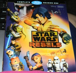 Star Wars Rebels: Complete Season 1 DVD