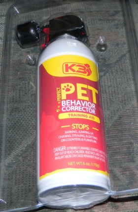 Perfect Pet Behavior Corrector Stops Unwanted Behavior in Any Pet