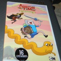 Cartoon Network: Adventure Time - The Enchiridion DVD