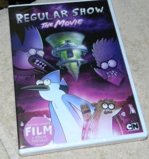 Cartoon Network: Regular Show: The Movie (DVD)