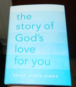 The Story of God's Love for You - Hardcover