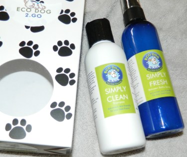 Eco Dog Care Products: Starter Kit