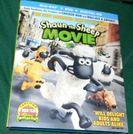 Shaun the Sheep Movie [Blu-ray + DVD + Digital HD]