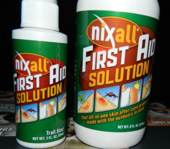 Nixall First Aid Solution