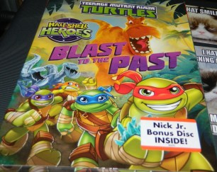 Teenage Mutant Ninja Turtles: Half-Shell Heroes: Blast to the Past