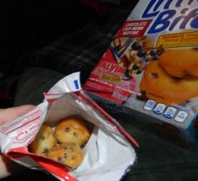 Entenmann's Little Bites 5 ct Chocolate Chip Muffins 8.25 oz