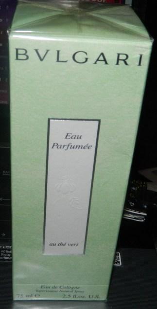 Bvlgari Green Tea For Men and Women, Cologne Spray, 2.5-Ounce Bottle