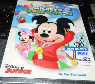 Mickey Mouse Clubhouse: Mickey's Sport-Y-Thon DVD