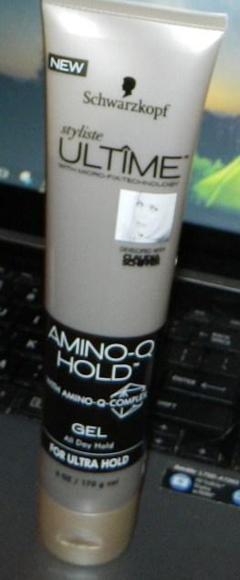 Schwarzkopf Styliste Ultime Amino-Q Gel 6oz
