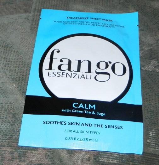 Fango Essenziali Calm Mask