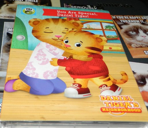 Daniel Tiger's Neighborhood: You Are Special, Daniel Tiger! DVD