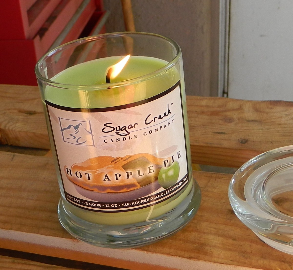 Soy Wax Candle for the home