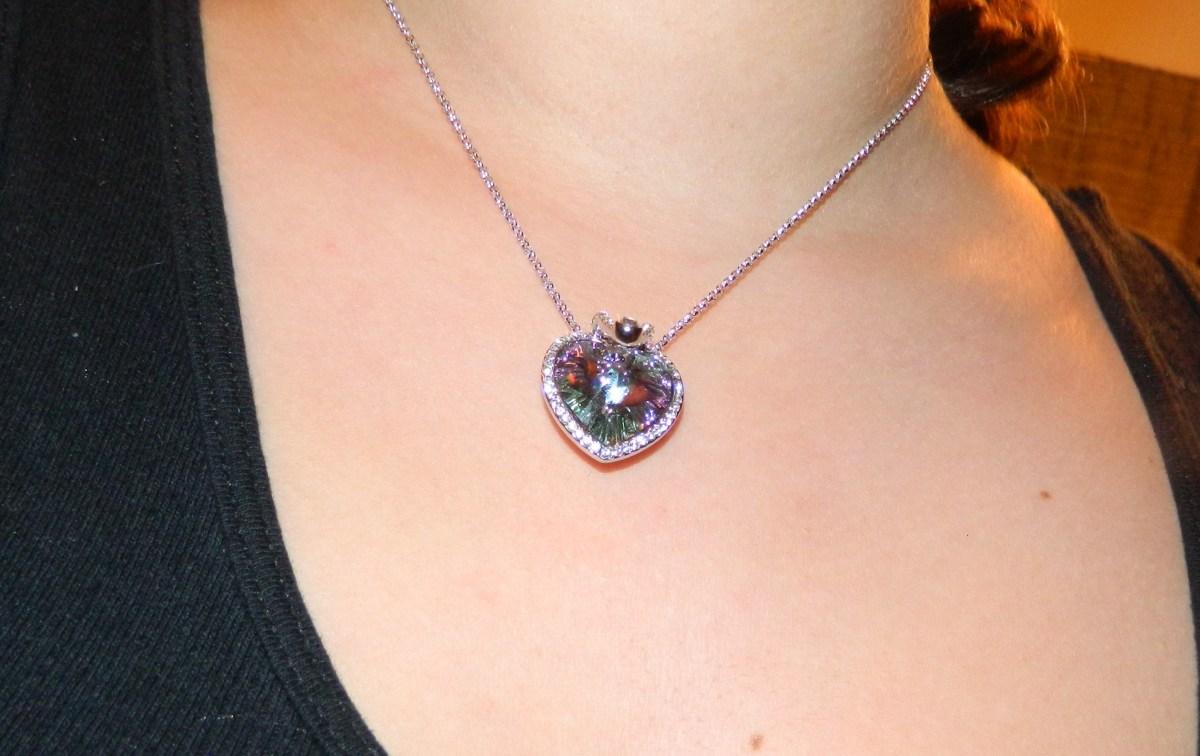 Fashion Pendant Necklace