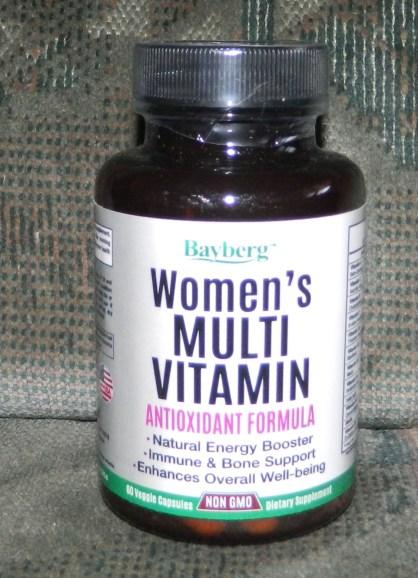 Women's Multi vitamin Wellness