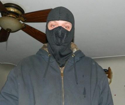 Winter Ski Mask
