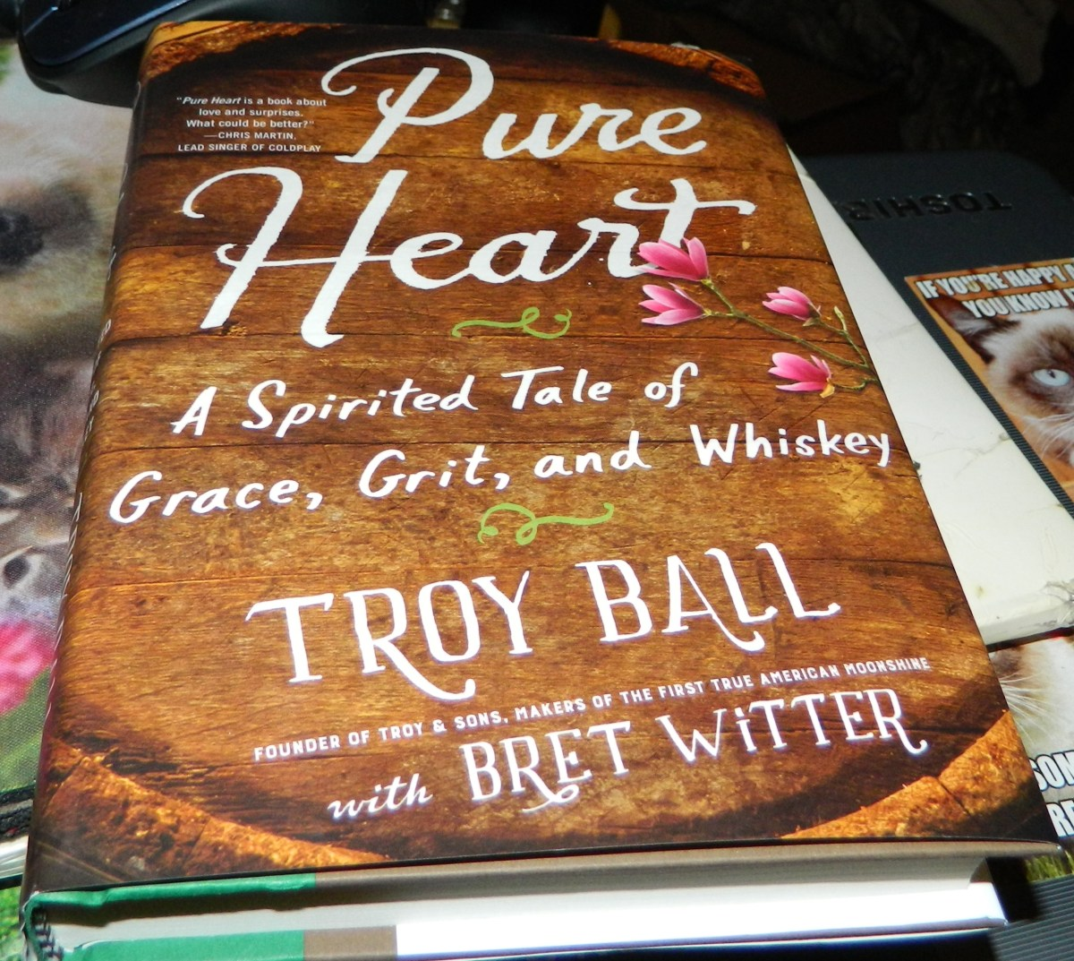 Pure Heart Book