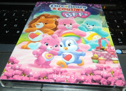 Lucky You Giveaway Hop! Care Bears & Cousins: BFFs – Volume 2 DVD