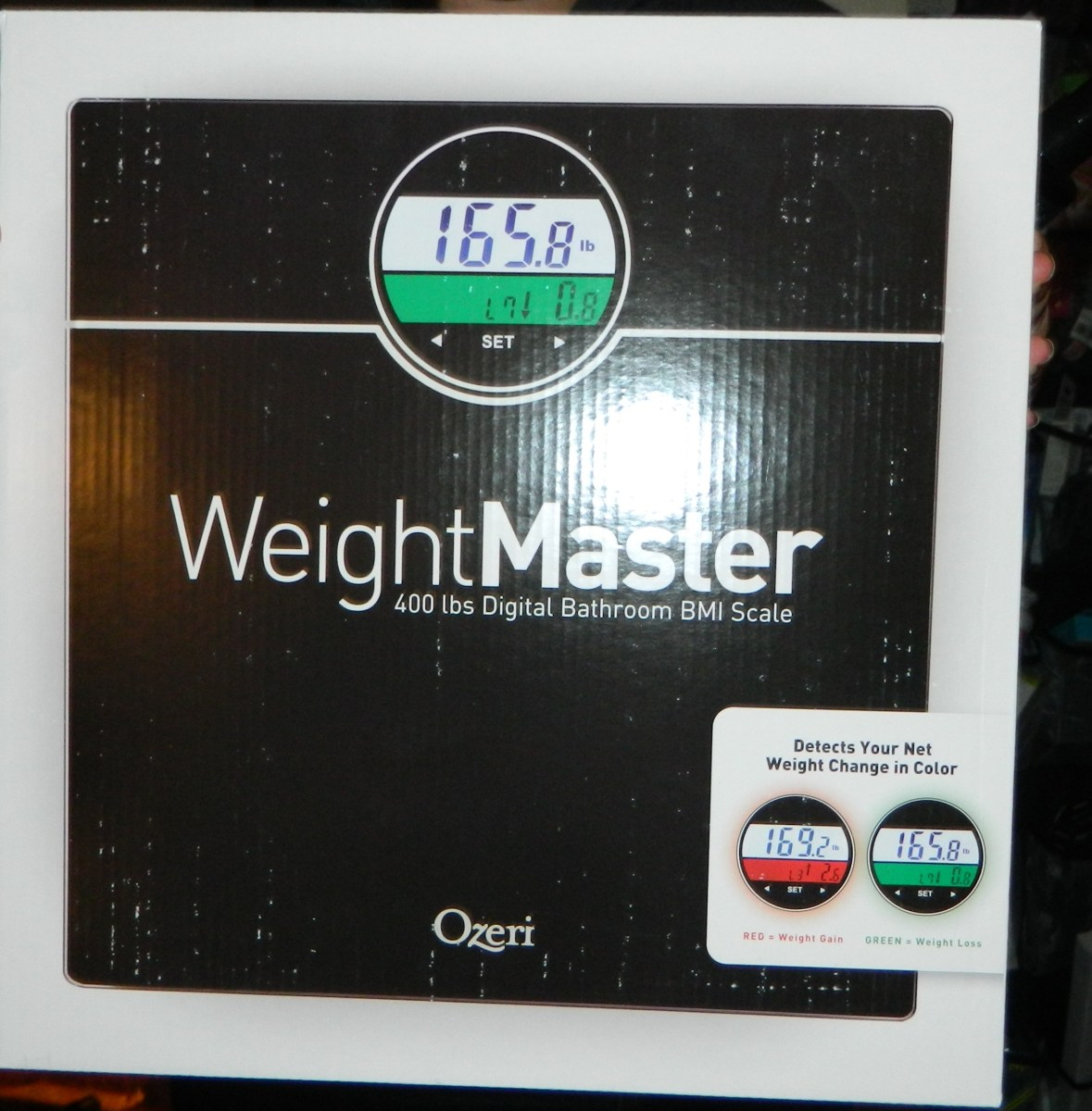 Ozeri ZB21 WeightMaster