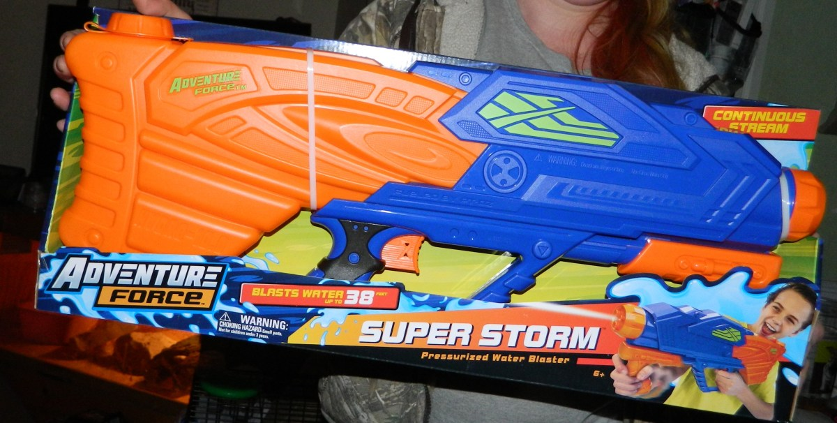 Kids water gun