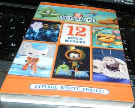 Octonauts DVD