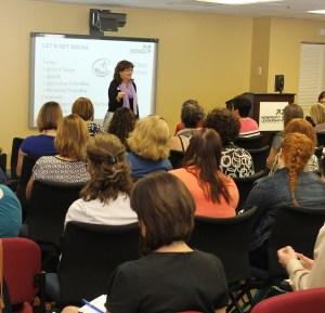 Sara Teaching1