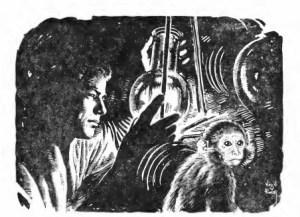 Calhoun and Murgatroyd from Pariah Planet