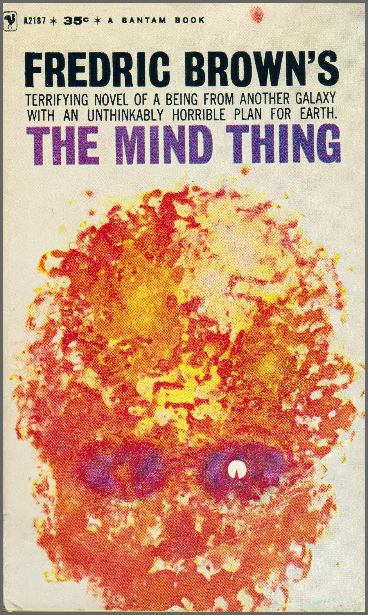 The Mind Thing cover