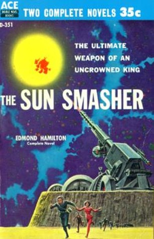The Sun Smasher cover