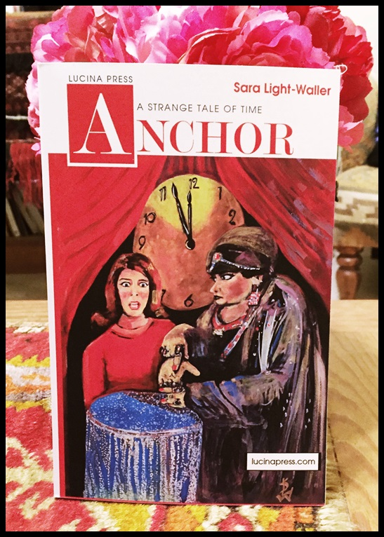 ANCHOR is an illustrated science fiction/horror story.
