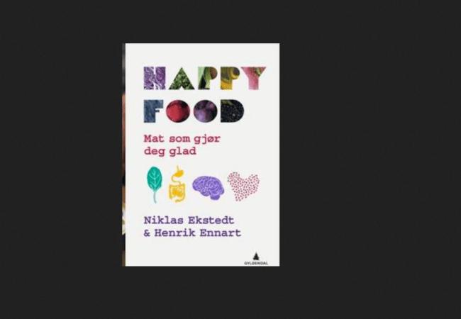 Ingefær episode 115: Mat som gjør deg glad