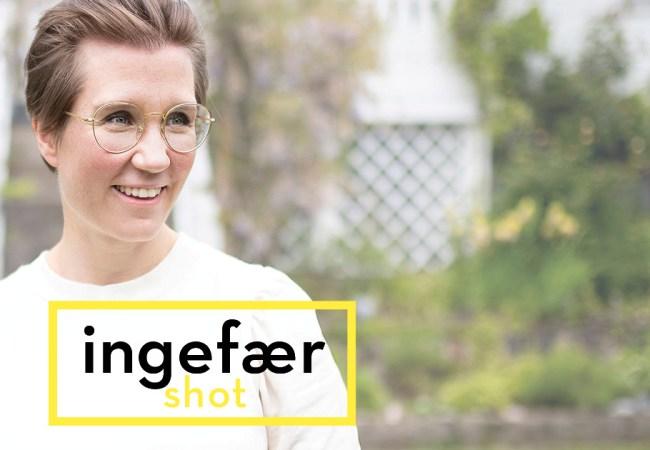 Ingefær shot#35: Berit Nordstrand: Suksess handler om familien min