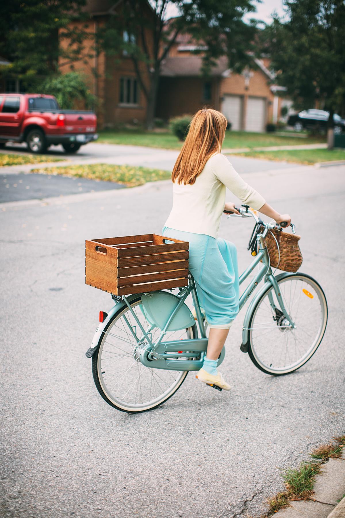 Bike Crate Diy