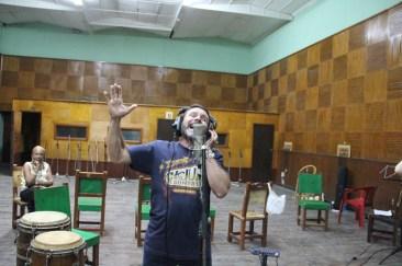 Jesus Singing