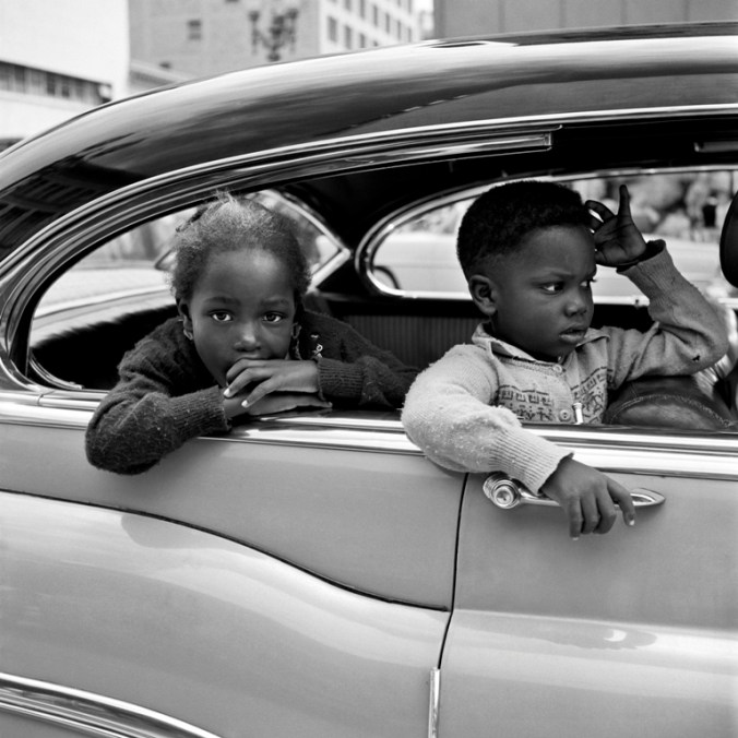 San Francisco, Ca. 1955 ©Vivian Maier.  John Maloof. Courtesy Howard Greenberg Gallery, New York