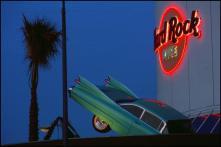 USA. California. Los Angeles 1984.