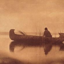 Kutenai Duck Hunter - 1910 - Gravure