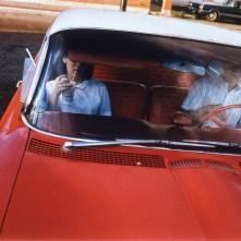 William Eggleston, Los Alamos, 1965–1968 Dye-transfer print, 40.5 × 50.5 cm Eggleston Artistic Trust, courtesy David Zwirner, New York/London © Eggleston Artistic Trust. Courtesy David Zwirner, New York/London
