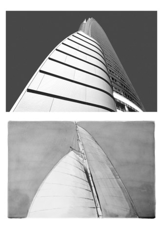 Sailing buildings