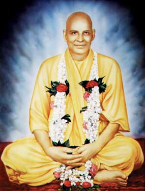 Gurudev Swami Sivananda - Founder, Divine Life Society, Rishikesh