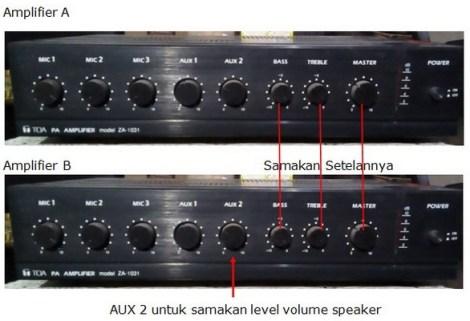 Instalasi Sound Sentral Sekolah